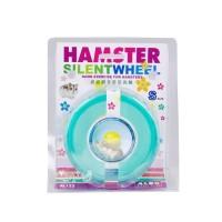 Alex Silent Wheel Small - Mainan Kincir Hamster