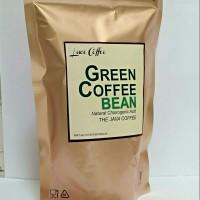Kopi Hijau Biji/Green Coffee Premium 250gr - Kopi Diet Export Quality