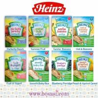 TERMURAH Heinz Baby Snack Porridge Cereal Multigrain Baby Foods y NEW
