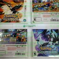 Nintendo 3DS / 2DS Pokemon Ultra Moon (Usa / Asia)