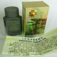 Promo Obat Penggemuk Badan Herbal Kianpi Pil Gingseng Gold Original