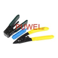 3 In 1 Fiber Optic Cable Stripping Guide Bar Drop Stripper Tools AW73