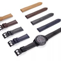 Samsung Gear S3 Classic frontier luxury leather strap