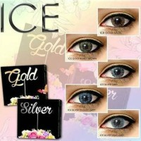 Soflens X2 Ice Gold & Ice Silver
