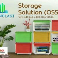 Lemari Plastik Olymplast OSS (Makassar Only)