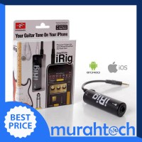 iRig AmpliTube Guitar Interface Adapter For IOS & Android