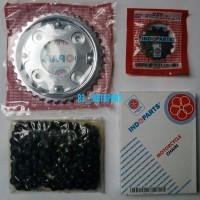 Gir set/Gear Paket/Chainkit Indopart/Indoparts Blade Old/Absolute Revo