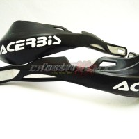 HANDGUARD ACERBIS BLACK / HITAM UNIVERSAL MOTOR