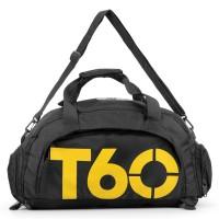 Tas Ransel Gym Bag Olahraga Fitness Futsal 2 in 1 Nike T90 IMPORT