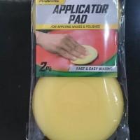 Turtle Wax Applicator Pad (2 pcs)