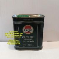 Minyak Zaitun Kaleng Olive Oil Sasso Italy 175 ml