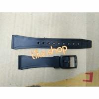 Tali jam tangan strap watch casio qq qnq q&q ukuran 18mm 20mm
