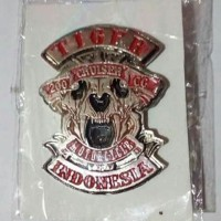 Pin / wing cor Tiger
