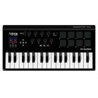 M-Audio Axiom AIR Mini 32 - Premium USB MIDI Controller with Pad