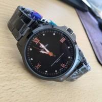 Jam Tangan Pria Cowok Man Murah Belmont BM 5121 Original Black