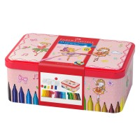 Connector Pen 25 Warna Ballerina Music Box Faber Castell