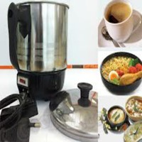 Electric Heating Cup Q2 15 cm Mug / Gelas / Teko Elektrik Praktis