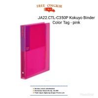 JA22. CTL350P. KOKUYO BINDER COLOR TAG - B5 -26 rings (holder besi)