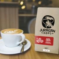 kopi Robusta petik merah