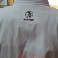 GROSIRAN !! Baju Karate Kata HOKIDO WKF Approved Original