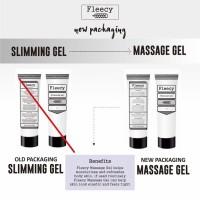 (Sale) Fleecy Slimming Gel Original - Gel pelangsing