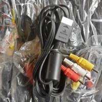kabel AV RCA komponen komponent for playstation PS 2 3 PS2 PS3