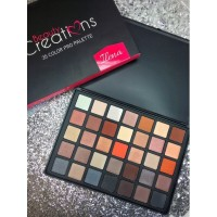 BEAUTY CREATIONS COSMETICS 35 PRO PALETTE - ILENA