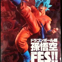 DB Super Fes Fest Festival vol 1 Super Saiyan Son God Goku Gokou