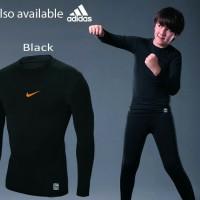 Baju Manset Nike or Adidas Anak / Baju Renang Panjang Anak