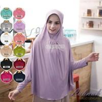 jilbab langsung tangan / bergo jumbo / jilbab berlengan jumbo