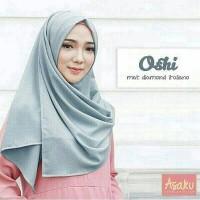 hijab instan polos/jilbab instanpolos/pasmina instan polos OSHI(PROMO)
