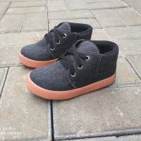 Sepatu Anak / Sepatu Anak Laki / Sepatu Anak Cowok Hitam by SHUKU