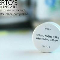 Ertos krim malam erto's night cream