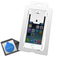 Promo Optimuz Tempered Glass Anti SPY  Aplicator for Xiao Mi Redmi 1S