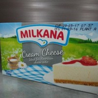 Milkana Cream Cheese 227G