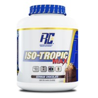 ISO TROPIC MAX ISOTROPIC MAX 3,3 LBS RONNIE COLEMAN WHEY ISOLATE ISO