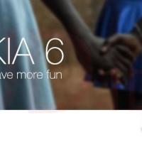 Nokia 6 Android Smartphone 3GB RAM 32 GB ROM Garansi Resmi