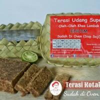 Encim Terasi Udang Super khas Lombok