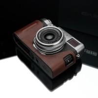 Gariz Half Case Fuji X100 / X100S / X100T BL-X100BR Brown