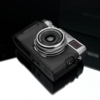 Gariz Half Case Fuji X100 / X100S / X100T BL-X100BK Black