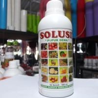 Pupuk cair organik SOLUSI(pupuk dewa) 500ml hormon penyubur tanaman
