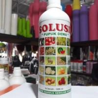 Pupuk cair organik(pupuk dewa) 1000ml hormon penyubur tanaman
