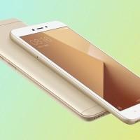 Smartphone Xiaomi Note 5A- Garansi Distributor