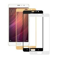 TEMPERED GLASS WARNA XIAOMI REDMI 4 PRIME FULL COVER