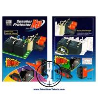 Kit Protektor Speaker XP BONUS Socket AC IN, Saklar, SWITCH 110-220V