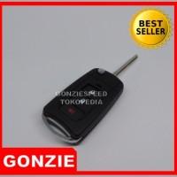 Casing Kunci Remote Alarm Lipat/Flip Key All New Avanza 2012-2015