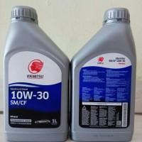 Oli Mobil Idemitsu SM CF 10W30 Kemasan 1 Liter