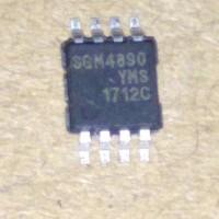 SGM4890YMS SGM4890 ic audio amplifier ht