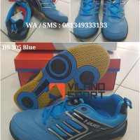 Sepatu Badminton Hart HS 305 Blue
