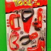hot Mainan tukang tukangan Mainan alat tukang seri C104